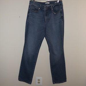 Levi's 505 Straight Leg 10 Jeans